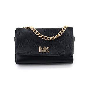 MICHAEL KORS Deco M Quilt Belt Bag
